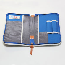 Load image into Gallery viewer, Yokohama canvas bags x BUNGUBOX 【Multi-Stationery Case】