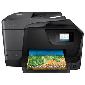 HP® Officejet Pro 8710 All-in-One Wireless Duplex Colour Inkjet Printer
