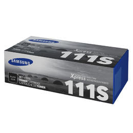 Original Samsung MLT-D111S New Black Toner Cartridge