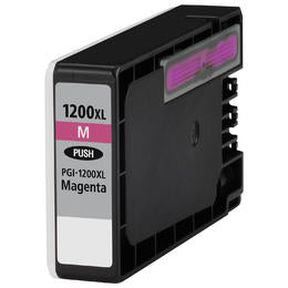 Canon PGI 1200xl Magenta New Ink Cartridge-Compatible
