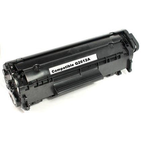 HP Q2612A New Compatible Black Toner Cartridge (12A)