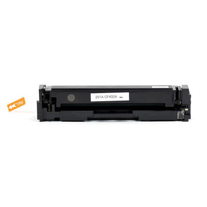 HP CF400A New Compatible Black Toner Cartridge - (201A)