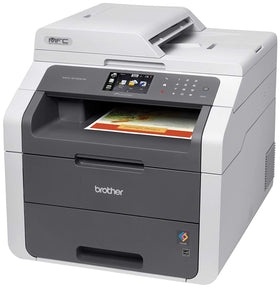 Brother MFC-9130 Colour Wireless All-in-One Laser Printer (Refurbished Good-as-new)