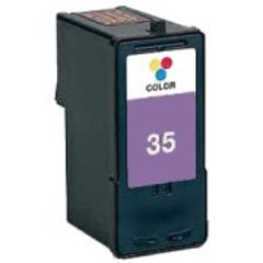 Lexmark 35 Color Remanufactured Inkjet Cartridge (18C0035)
