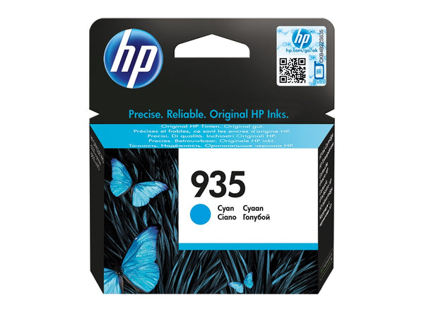 Original HP 935XL Cyan High Yield Original Ink Cartridge (C2P24AN)