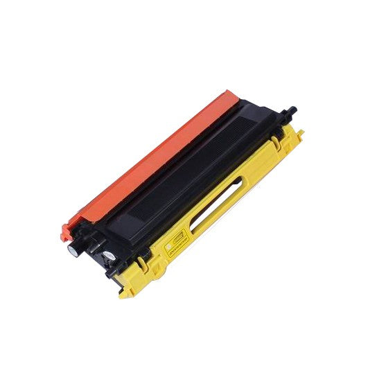 Brother TN-115 Y New Compatible Yellow Toner Cartridge - High Capacity (High Yield Version of TN-110)