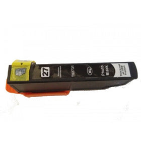 Epson 273XL New Photo Black Compatible Inkjet Cartridge - High Capacity (High Capacity Version of Epson 273)