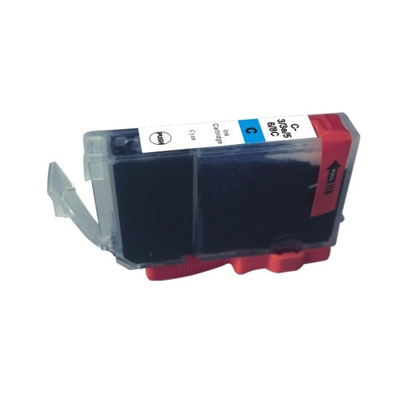 Canon BCI-3eC/6C New Cyan Compatible Inkjet Cartridge