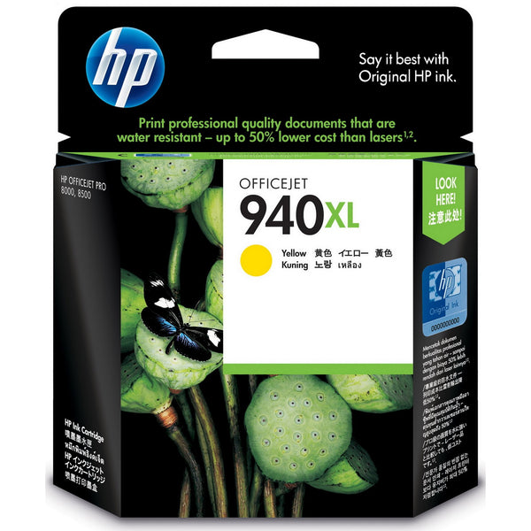 Original HP 88XL Yellow High Yield Original Ink Cartridge (C9393AN)