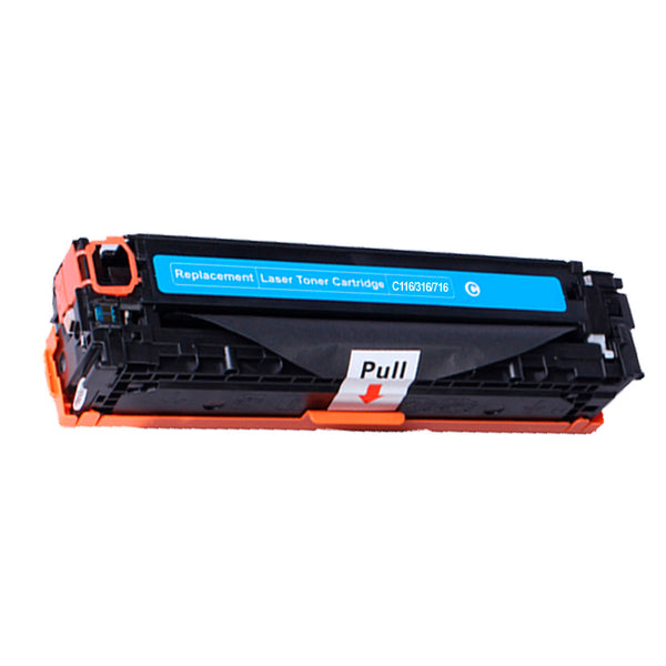 Canon 116 New Compatible Cyan Toner Cartridge