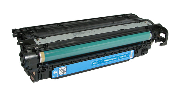 HP CE251A Remanufactured High Quality  Cyan Toner Cartridge (HP 504A)
