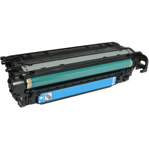 OEM Grade Remanufactured HP CE261A Cyan Toner Cartridge (HP 648A)