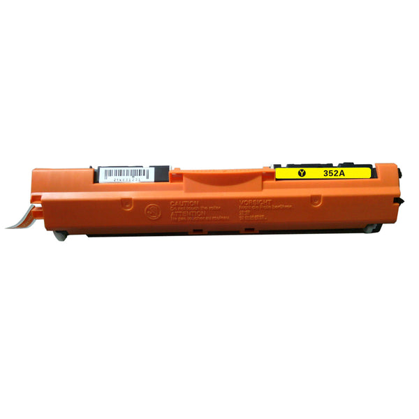 HP CF352A New Compatible Yellow Toner Cartridge (130A)