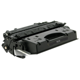 Compatible HP 80X CF280X Black Toner Cartridge High Yield