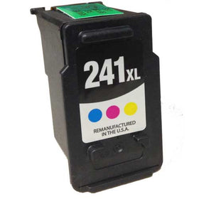 Canon CL-241XL Color Remanufactured Inkjet Cartridge - (High Capacity of Canon 241)