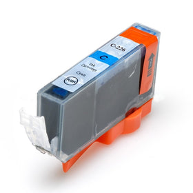 Canon CLI-226C New Cyan Compatible Inkjet Cartridge (4547B001AA)