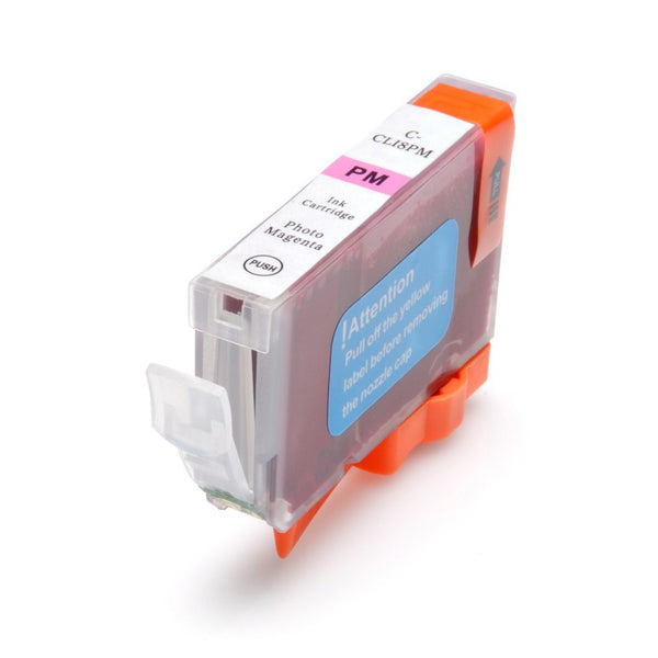 Canon CLI-8PM New Photo Magenta Compatible Inkjet Cartridge (0625B001AA)