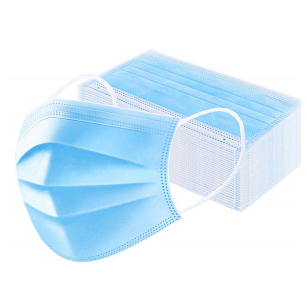 Disposable Masks / Surgical Masks (Box of 50 ) - BLUE