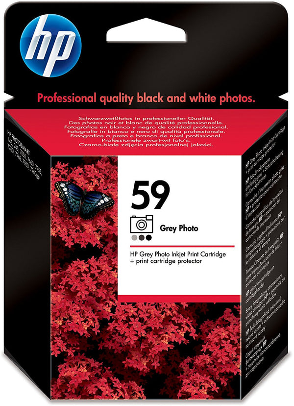 Original HP 58 Photo Ink Cartridge