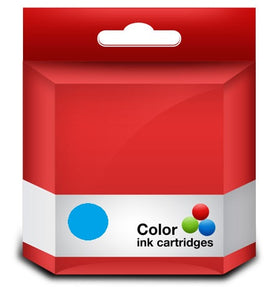 Lexmark 100XL Compatible New Cyan Inkjet Cartridge (14N1069, 10N1054)