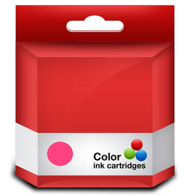 Lexmark 150XL Compatible New Magenta Inkjet Cartridge - High Capacity (14N1616)