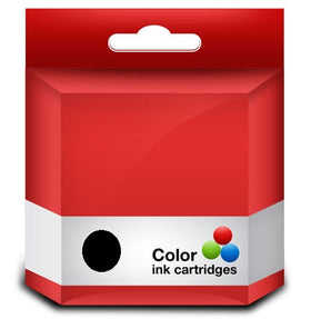 Lexmark 16 Black Remanufactured Inkjet Cartridge (10N0016)