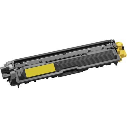 Brother TN-225 Y New Compatible Yellow Toner Cartridge (High Yield Version of TN221)