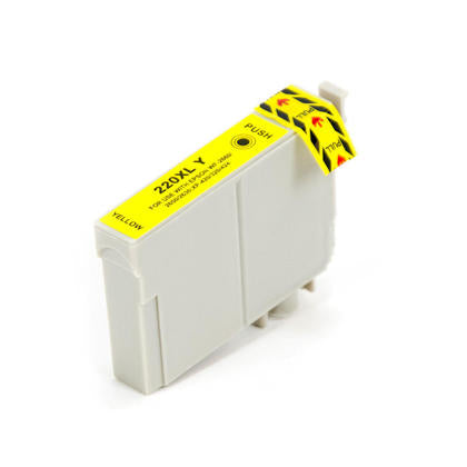 Epson Compatible T220XL New Ink Cartridge Yellow - High Capacity