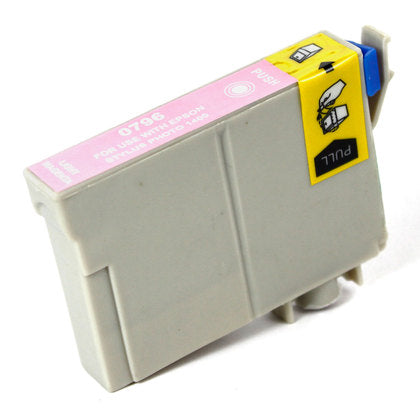 Epson T079 New Light Magenta Compatible Inkjet Cartridge