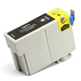 Epson T127 New Black Compatible Inkjet Cartridge (T127120)
