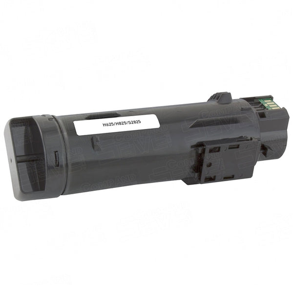 Original Dell Toner Cartridge OEM, Laser, High Yield, Black, (N7DWF)