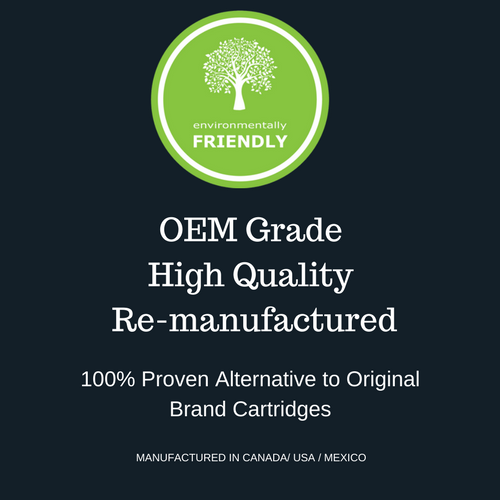 OEM Grade Remanufactured HP 130 Magenta CF353A (HP 130A) - Environmental Friendly