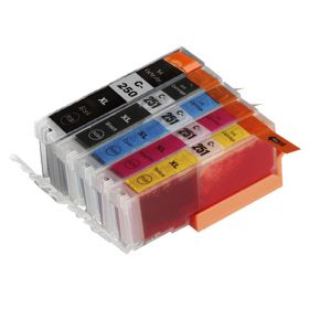 Canon PGI-250XL/CLI-251XL New Compatible Ink Cartridges Value