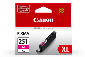 Original Canon® CLI-251XL Magenta Ink Tank, High-Yield