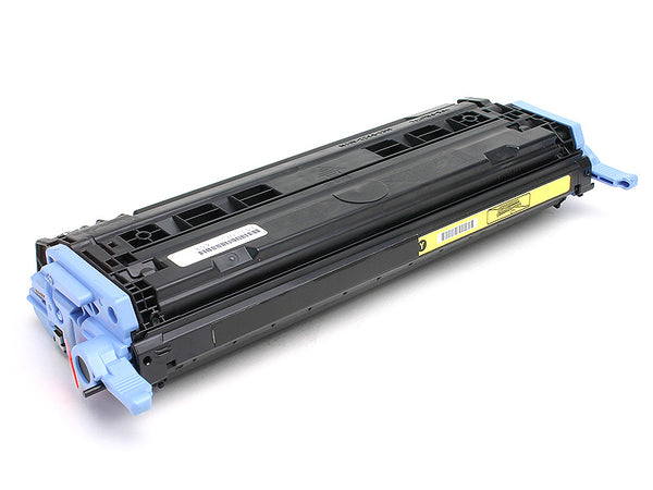 HP Q6002A New Compatible Yellow Toner Cartridge (124A)