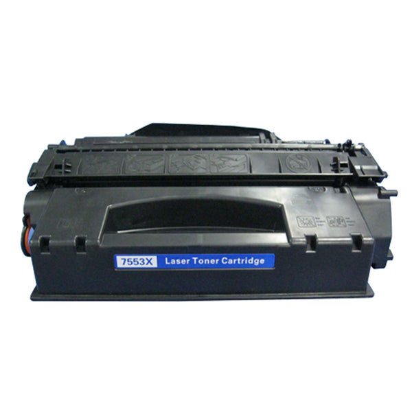 HP Q7553X New Compatible Black Toner Cartridge - High Capacity (53X)