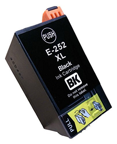 Epson T252XL120 New Black Compatible Inkjet Cartridge - High Capacity (252XL)