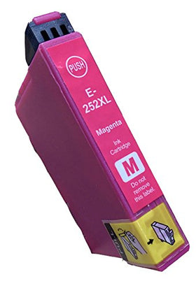 Epson T252XL320 New Magenta Compatible Inkjet Cartridge - High Capacity (252XL)