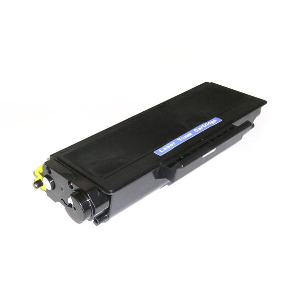 Brother TN-580 New Compatible Black Toner Cartridge - High Capacity (High Yield Version of TN-550)