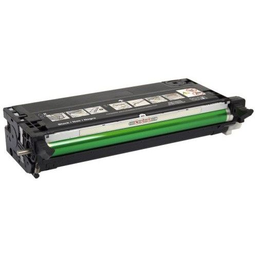 Black Toner Cartridge, Dell 3115, High-Yield (310-8395 XG721)