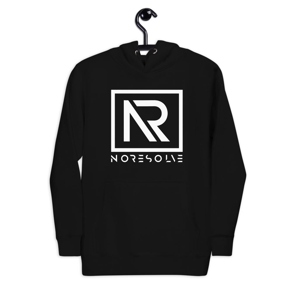 No Resolve Official | Unisex Hoodie