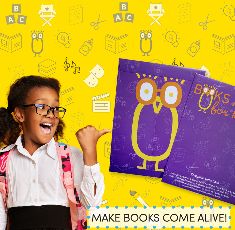 Books Alive! For Kids - Make Books Come Alive!