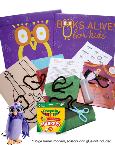 Books Alive! For Kids® Subscription