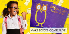 Books Alive! For Kids® Gift Card
