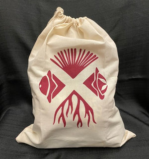 Open image in slideshow, Canvas Bags - Ulu ka ʻōhiʻa design