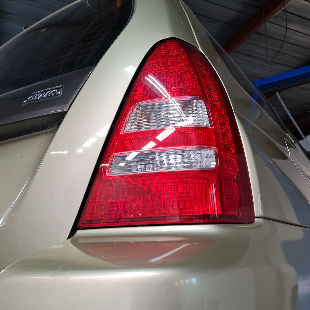 SF Forester Driver Side Tail Light