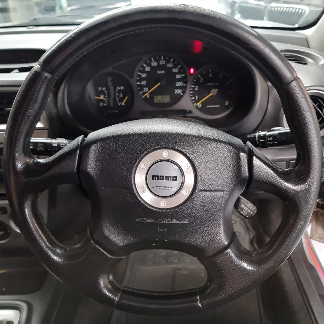 Bug Eye Impreza Steering Wheel