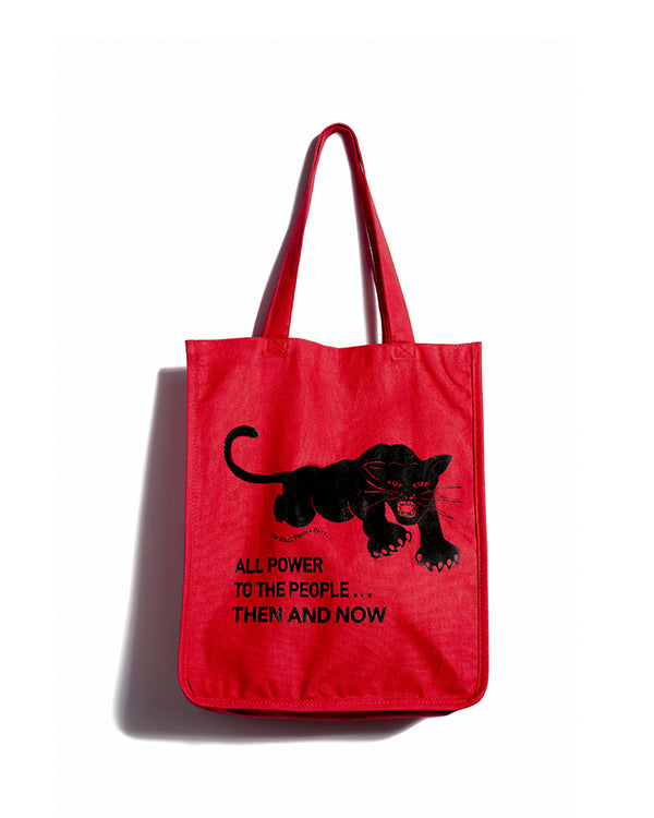 OAKLAND ALL POWER - XL Tote Bag APTTP16-Red