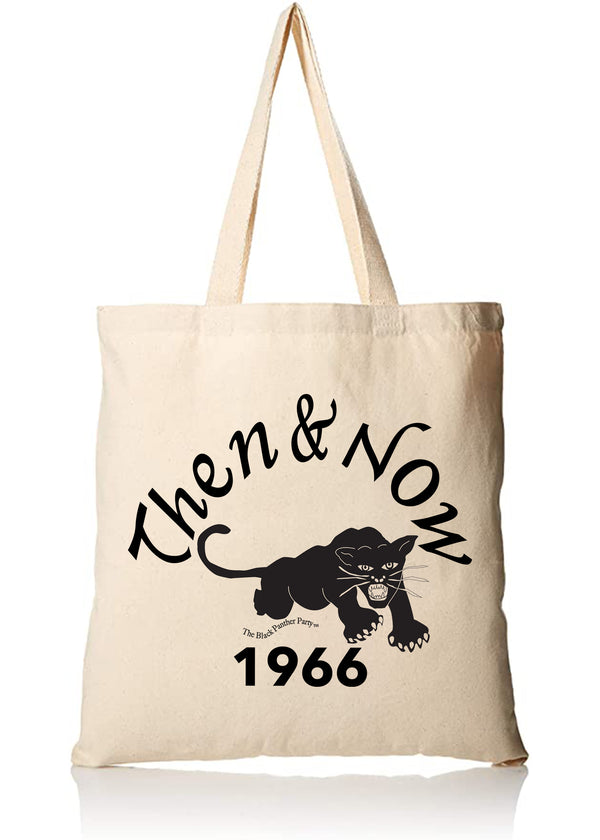 THEN & NOW TOTE- Tote Bag APTTP29-Natural