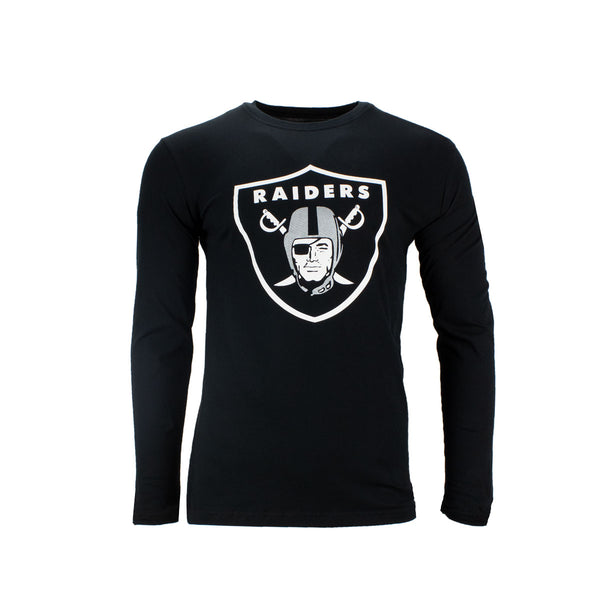 Fanatics NFL Las Vegas former Oakland Raiders Scoops Long Sleeve T-Shirt